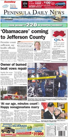 10f6face2267 PDN20130929J by Peninsula Daily News   Sequim Gazette - issuu