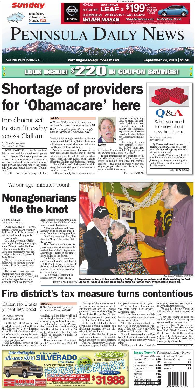 8884dbc370 PDN20130929C by Peninsula Daily News   Sequim Gazette - issuu