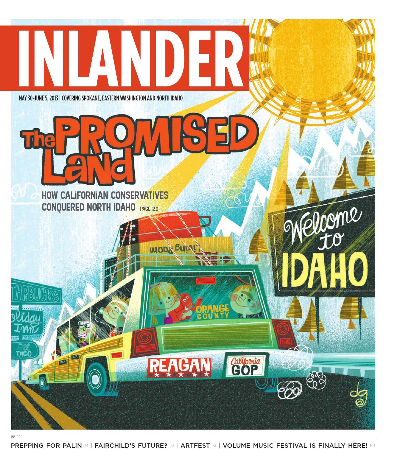 Inlander 5302013 by the inlander issuu fandeluxe Gallery