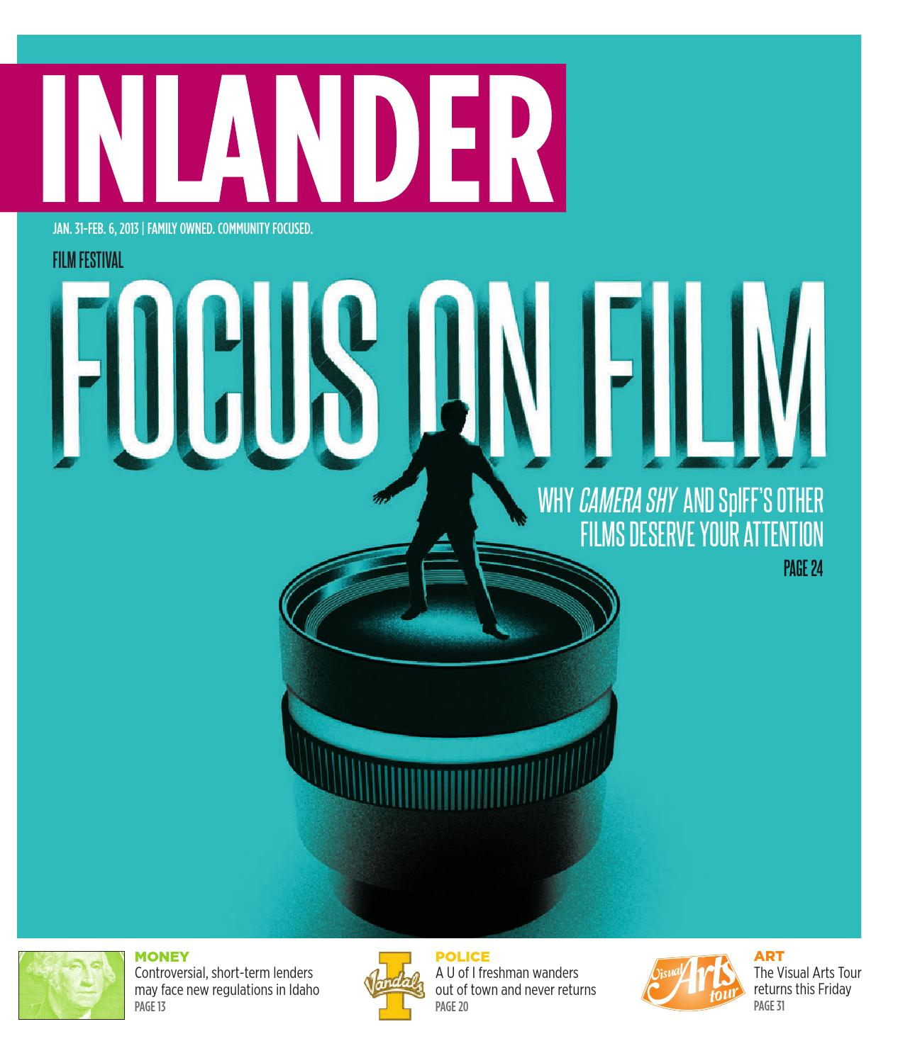 Inlander 1/31/2013 by The Inlander - issuu
