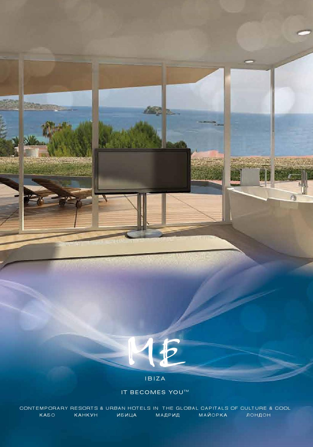 me ibiza fact sheet p by melia hotels. Black Bedroom Furniture Sets. Home Design Ideas
