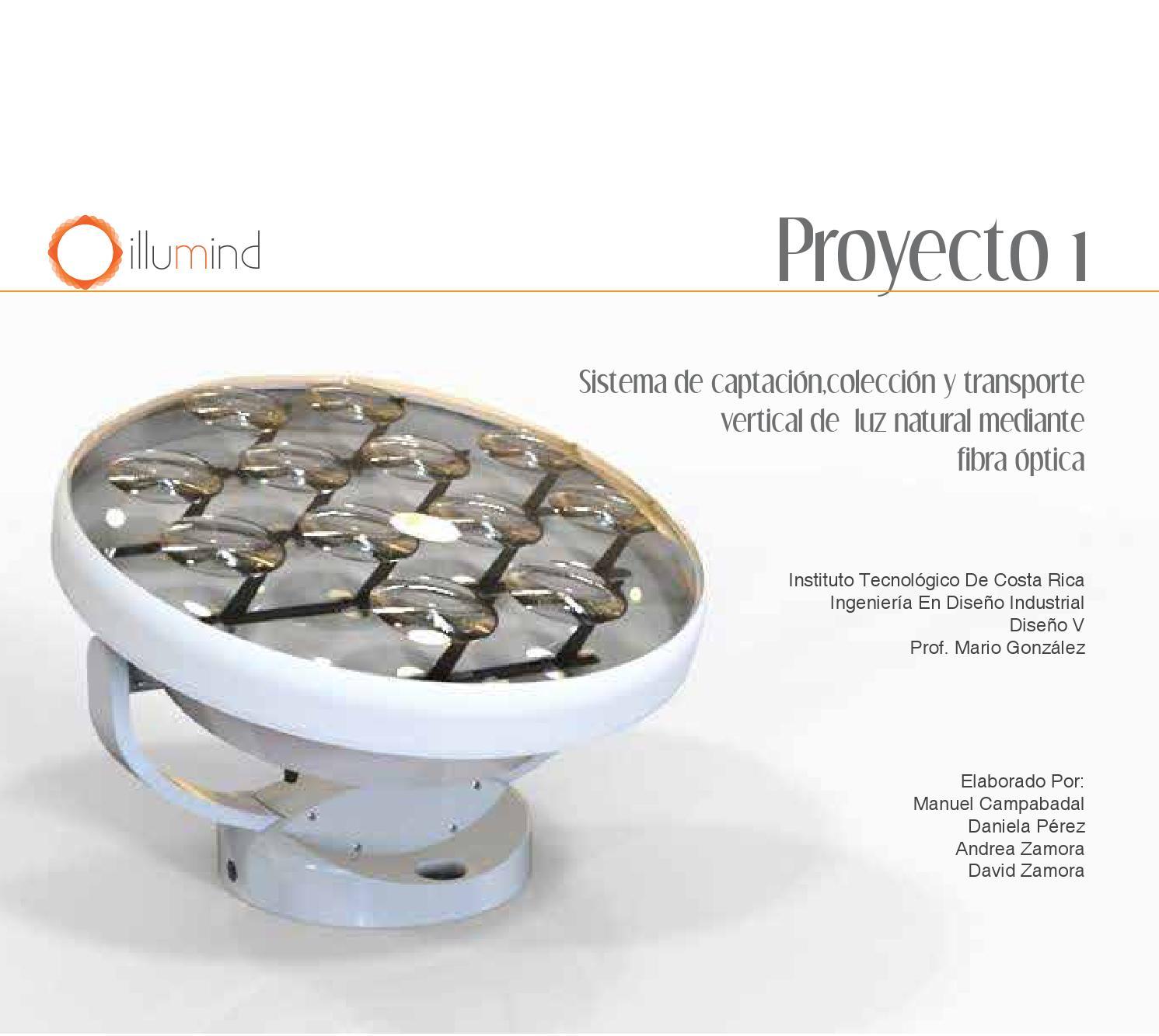 Proyecto 1 Transporte De Luz Natural Diseño 5 By Davidzam08 Issuu