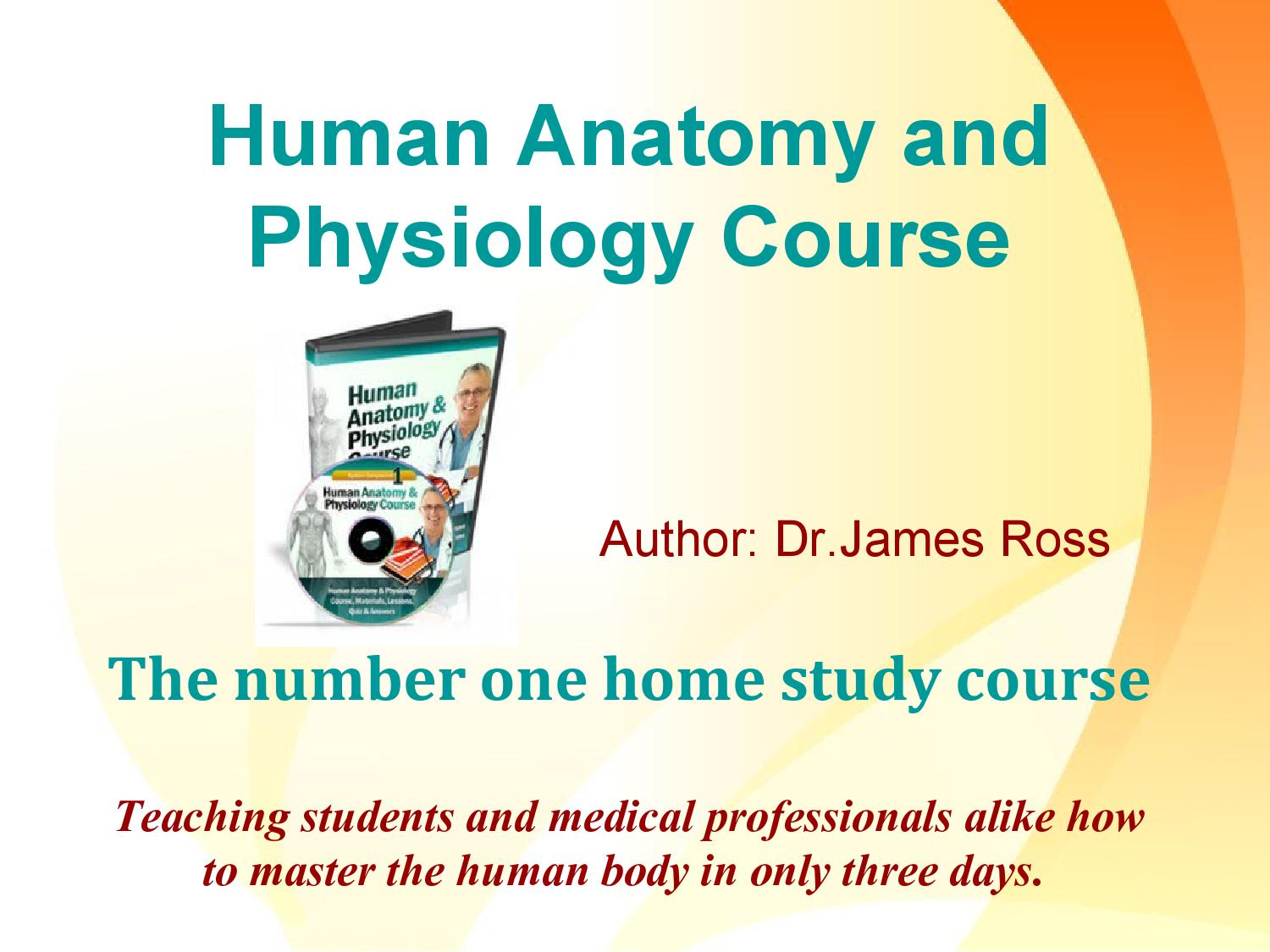 Human anatomy and physiology course review by phuongmai - issuu
