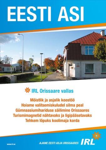 3f77b92bd1c Ajakiri Eesti Asi - Suvi 2013 (Orissaare vald)