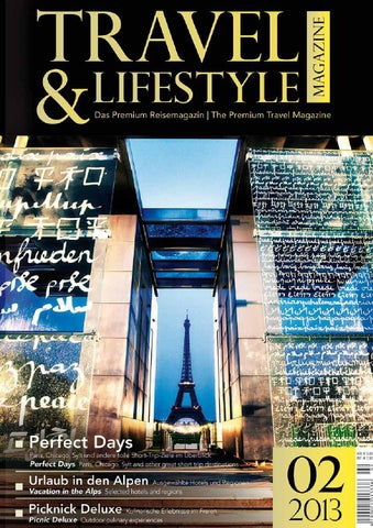 Travel U0026 Lifestyle By Lifestyle Scout   Issuu