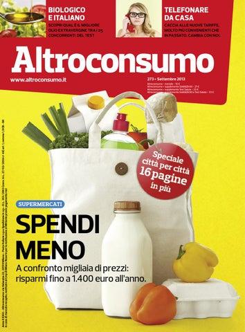 altroconsumo edition 273solutio sistemi informativi - issuu