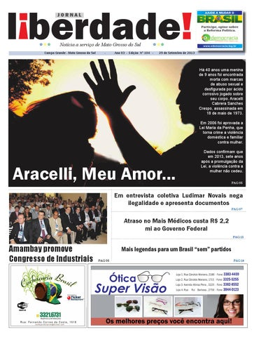 Edição 104 by Jornal Liberdade - issuu 31592da66d