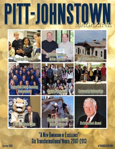 pittjohnstown magazine summer 2013 by pittjohnstown