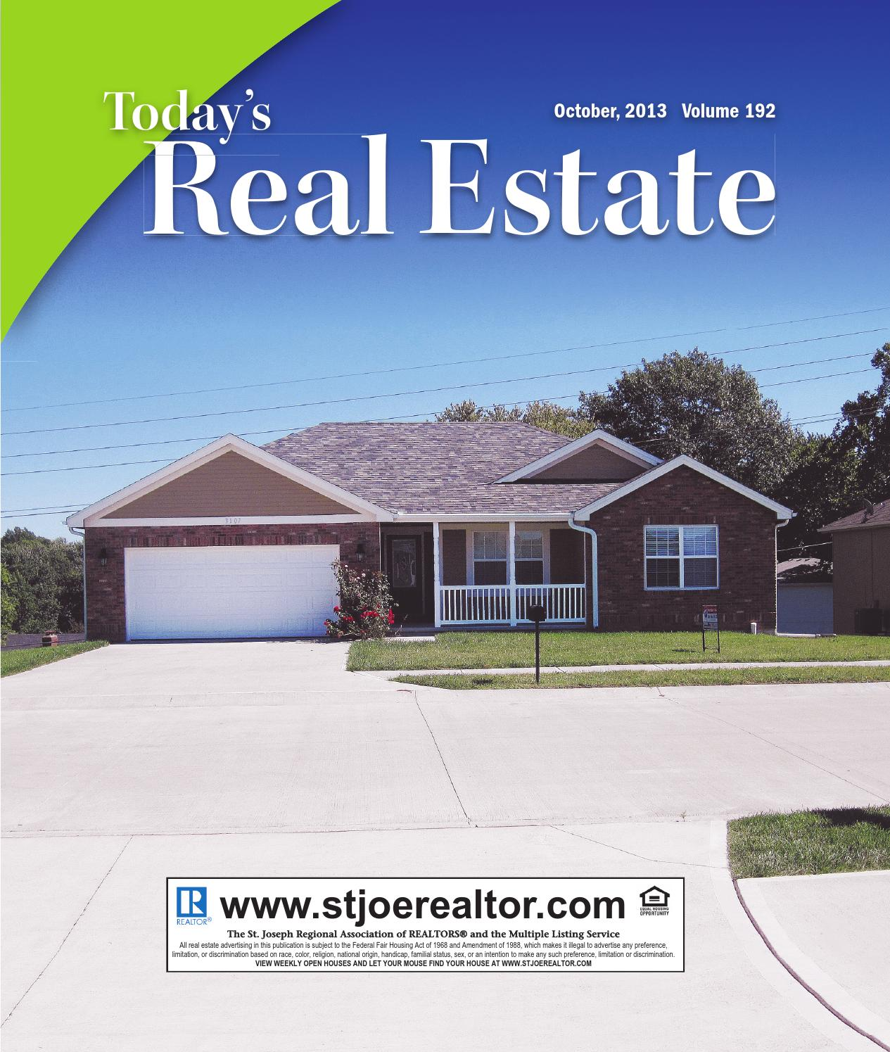 todays real estate october 2013 by npg newspapers issuu