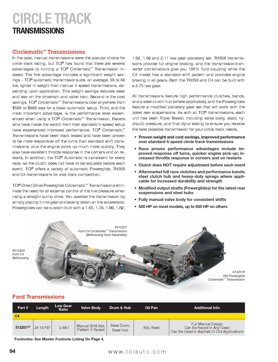 2014 TCI Master Catalog