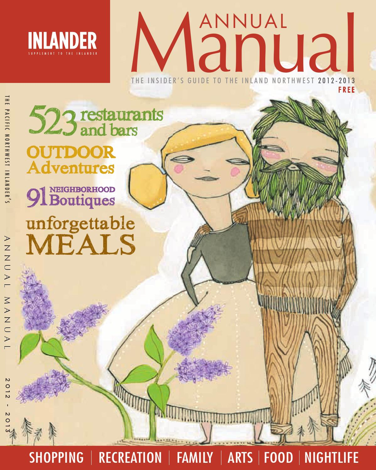 Annual Manual 2012-13 by The Inlander - issuu 4fc4153074