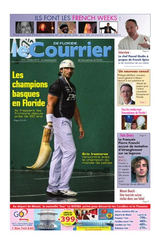 Courrier De Floride Octobre 2013 By Courrierusa Issuu