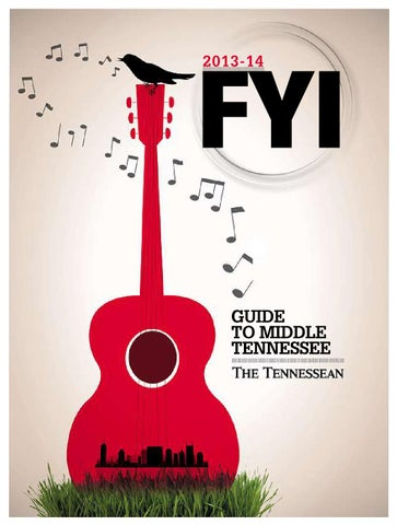 Fyi Guide To Middle Tennessee 2013 14 By Tnmedia Issuu