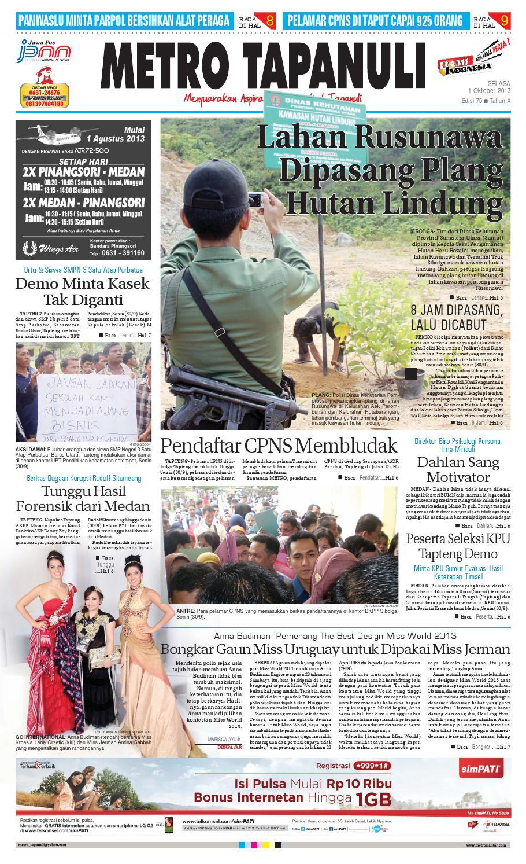 01 Selasa 10 2013 Metro Tapanuli By Epaper Siantar Grup Issuu Produk Ukm Bumn Susu Kambing Etawa Instant