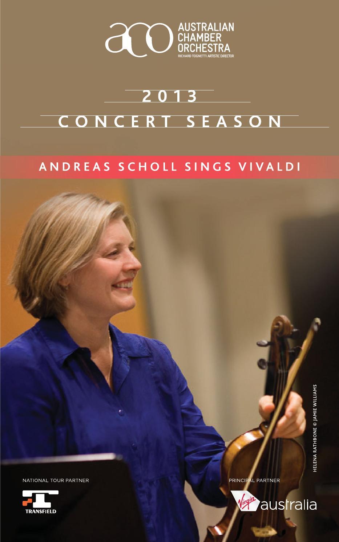 Vivaldi Andreas Scholl