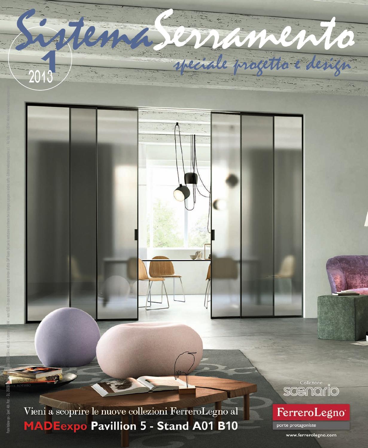 Infissi Legno Alluminio Albertini 001 sistemaserramento by web and magazine s.r.l. - issuu