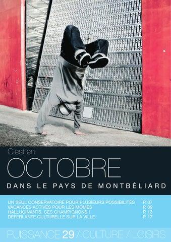 Agenda octobre 2013 by Pays de Montbeliard Agglomération - issuu b66ebfc82eb1