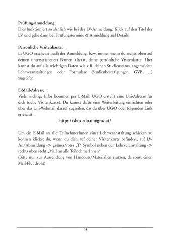 Studienleitfaden Europäische Ethnologie Ws 1314 By Oeh