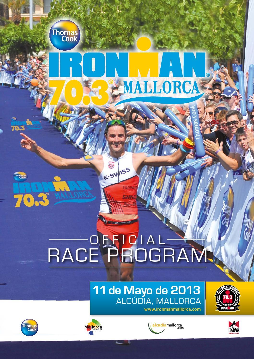 IRONMAN 70 3 Mallorca Racebook 2013 By Tom Ogris Issuu
