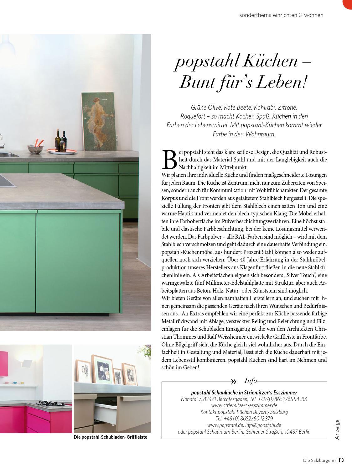 Die Salzburgerin (Oktober 2013) By TARGET GROUP Publishing GmbH   Issuu