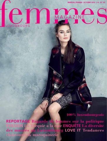 Femmes Magazine 141 - octobre 2013 by alinea communication - issuu 53327624a3cb