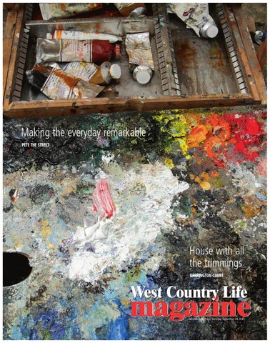 7a5a0691b0 West Country Life Western Daily Press 28 September 2013 by WDPissuu ...