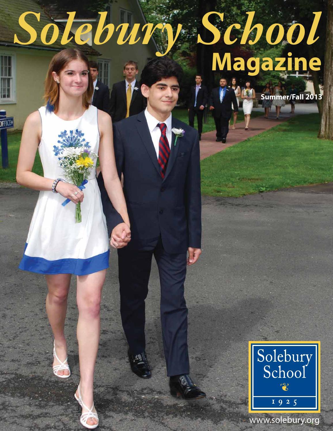 Solebury School Magazine Summer Fall 2013 By Solebury School Issuu