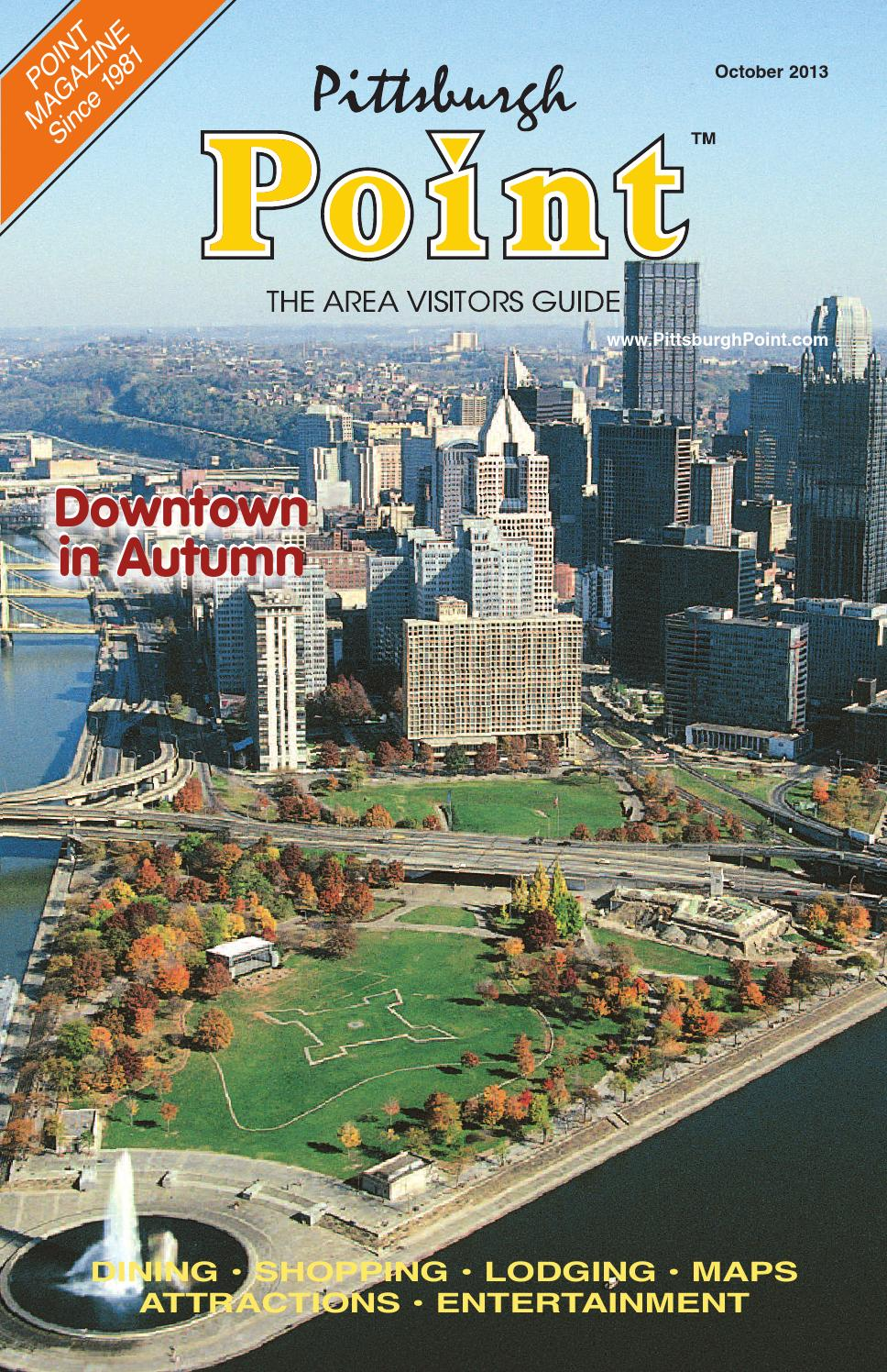 Pittsburgh Point October 2013 Issue by Andrew West - issuu