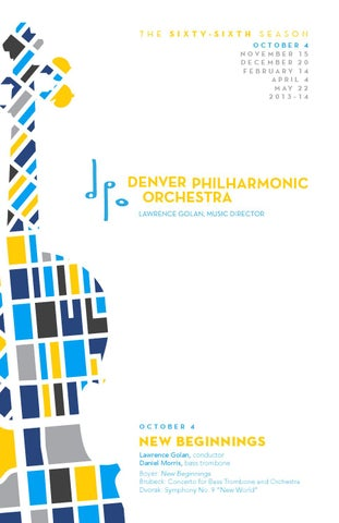 Mcyo Sample Concert Program By Maryland Classic Youth Orchestras