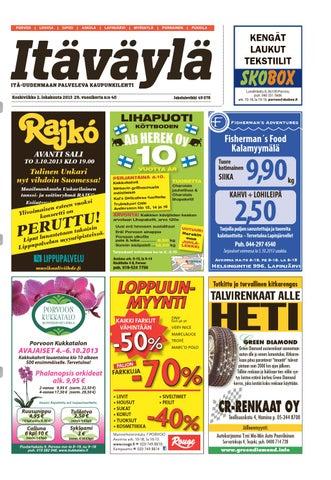 20131002 itäväylä by Itäväylä-lehti - issuu 26b1c03d64