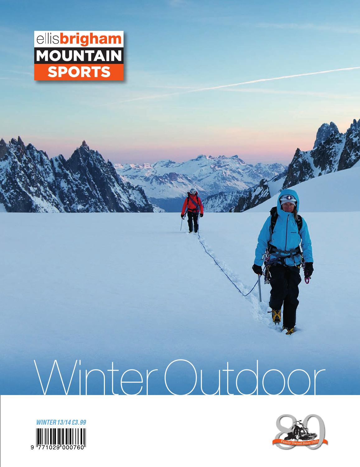 1491544c36d4 Winter Outdoor Catalogue 2013 14 by Ellis Brigham Mountain Sports - issuu