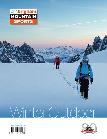 318bcaeee3 Winter Outdoor Catalogue 2013 14 by Ellis Brigham Mountain Sports ...