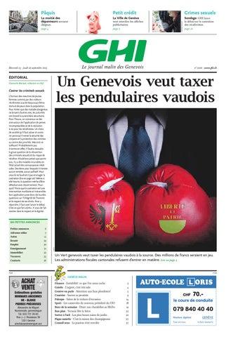 GHI Du By GHI Lausanne Cités Issuu - Porte placard coulissante jumelé avec serrurier bourg la reine