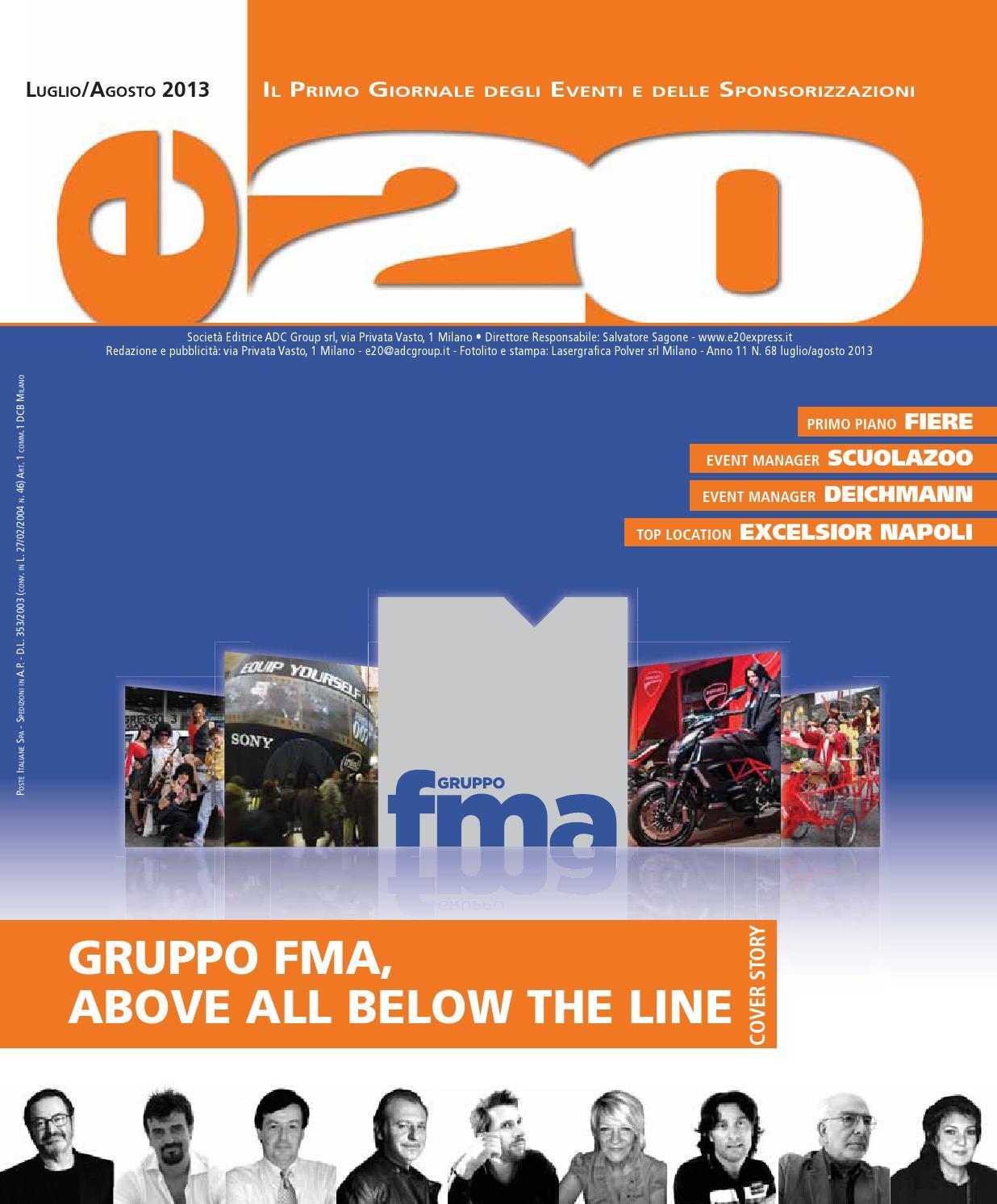 e20 Lug Ago 2013 by ADC Group - issuu 41361d4a1f5