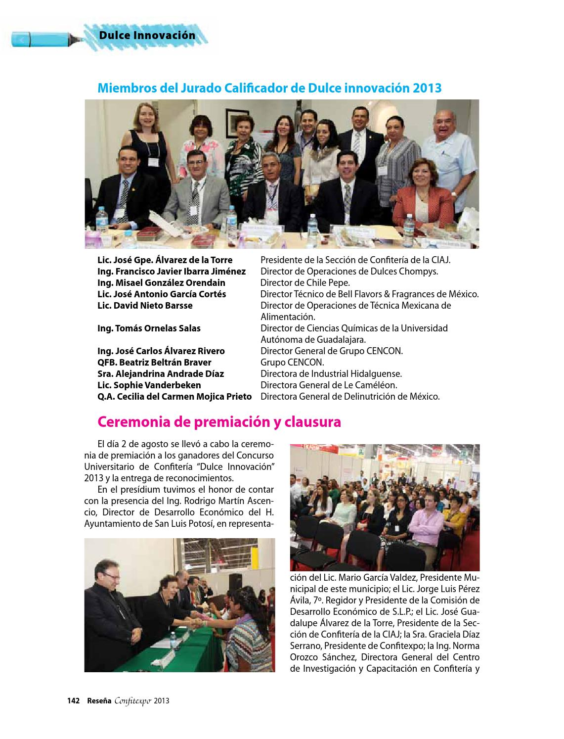 dulcelandia sept oct 2013 by producciones manila sa de cv