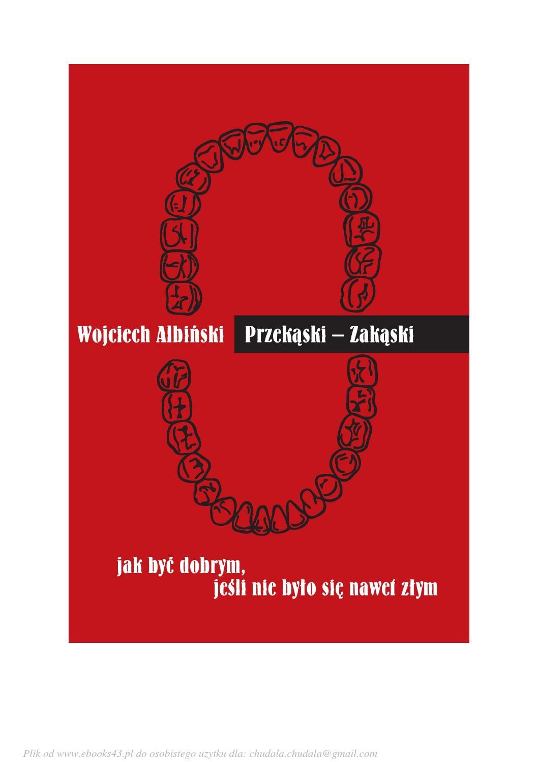 4a0b1ca44 Przekaski zakaski by Mariusz - issuu