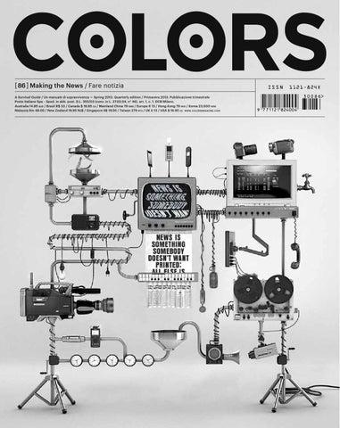 Risultati immagini per colors magazine macchina
