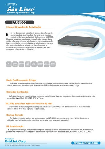 AIRLIVE IAR-5000 DRIVER