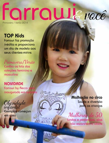 ae6b63a3a Revista Farrawi   Você 2ª edição by MBM Ideias - issuu