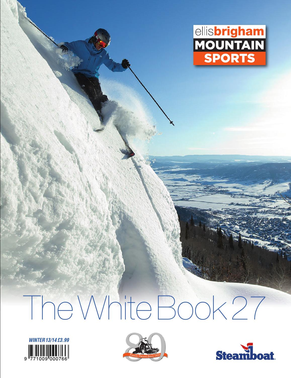 The White Book 27 by Ellis Brigham Mountain Sports issuu