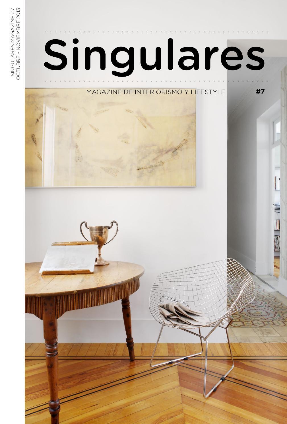 Singulares magazine 7 by singulares magazine issuu for Almacenes poveda
