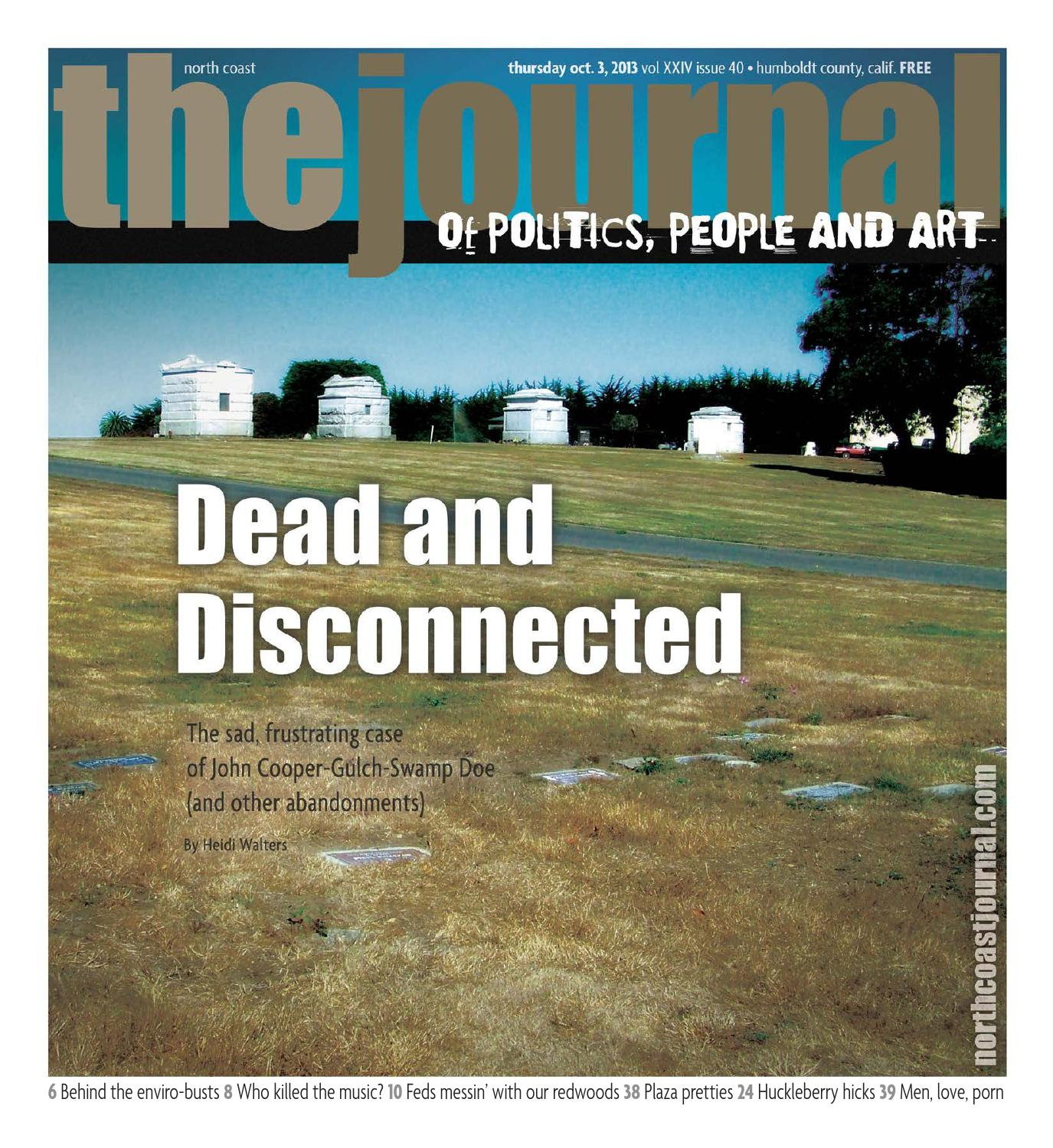 North Coast Journal 10-3-13 Edition on
