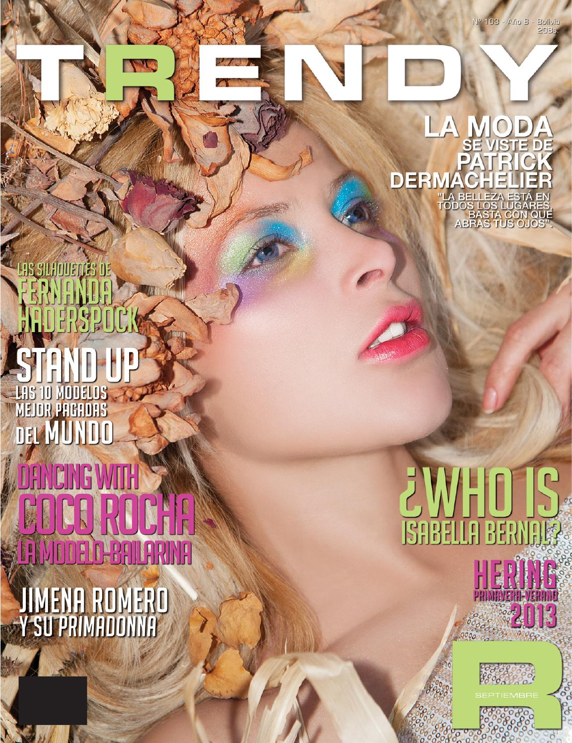 Trendy103 by CARLOS PARDO - issuu