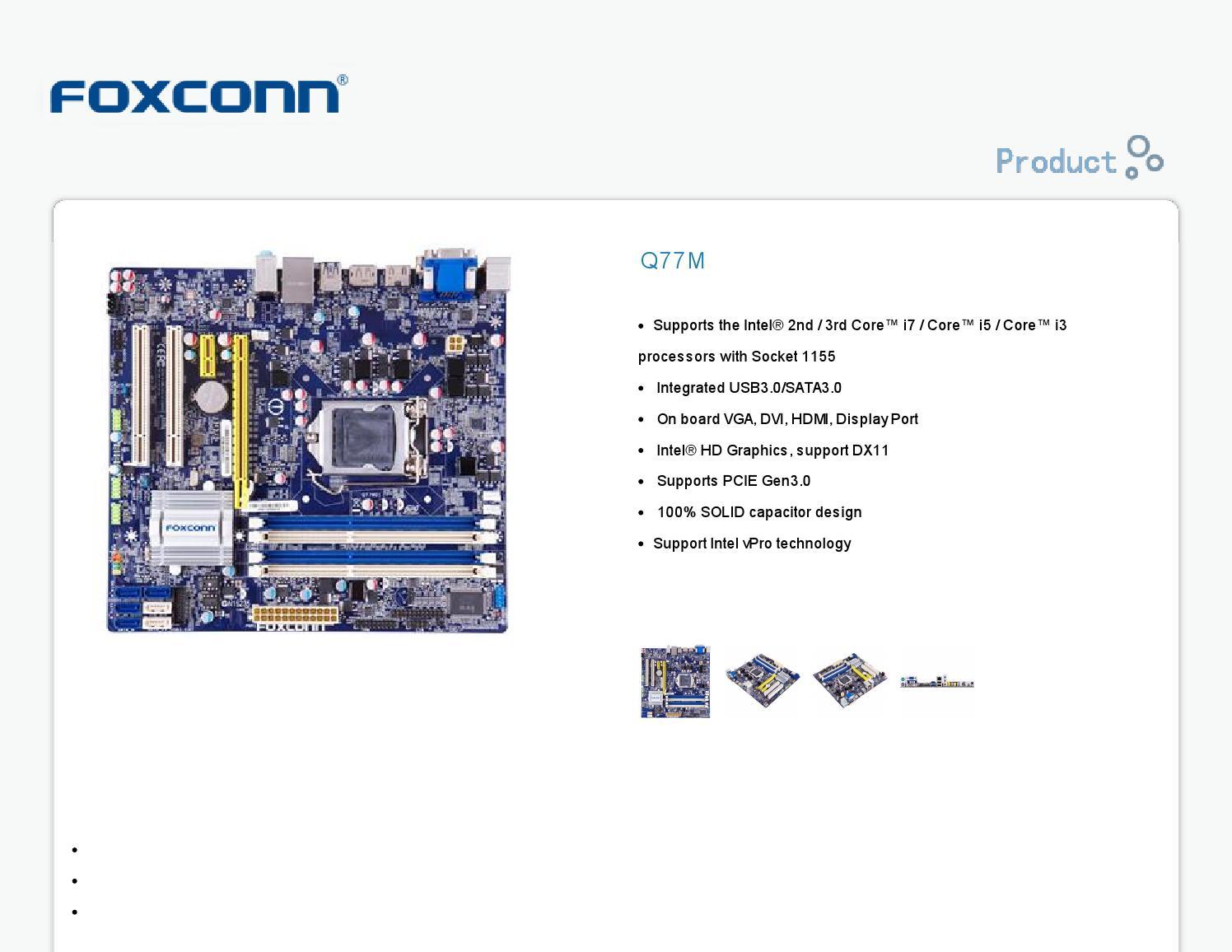 FOXCONN Q77M INTEL LAN DESCARGAR DRIVER