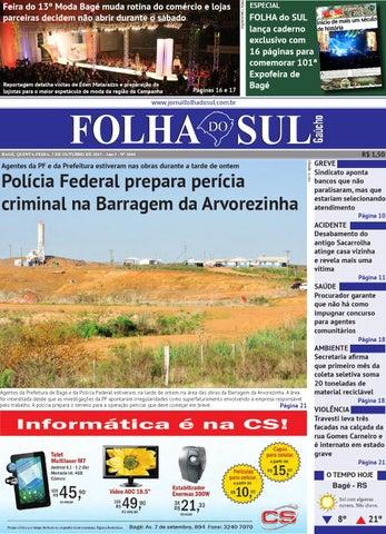 Folha do Sul Gaúcho Ed. 1044 (03 10 2013) by Folha do Sul Gaúcho - issuu 2479732eaf58b