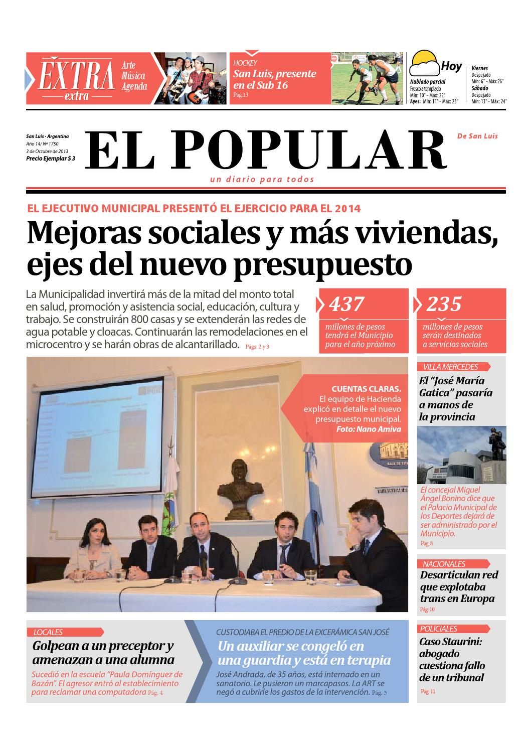 El Popular San Luis By El Popular De San Luis Issuu