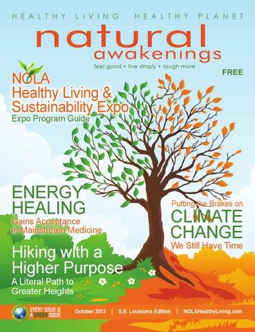ab2f4a9a160 Natural Awakenings - S.E. LA Oct 2013 by Green Bee Publishing LLC ...