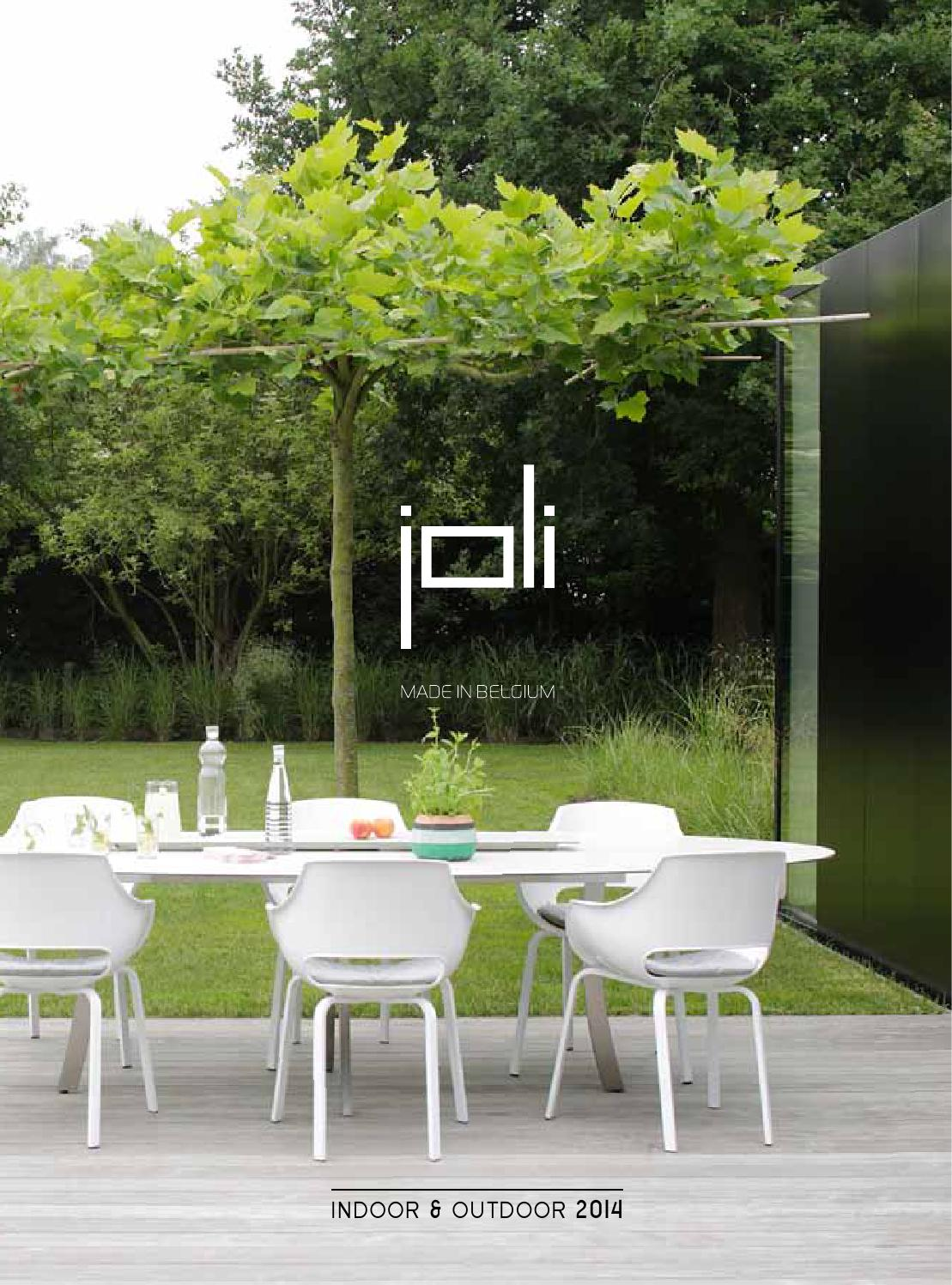 Salontafel Smoked Oak.Joli Catalogus 2014 Indoor And Outdoor Furniture By Joli Issuu