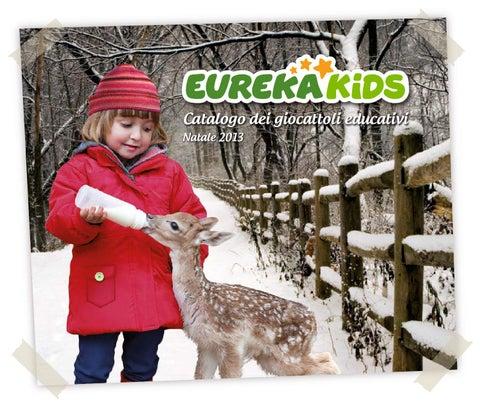 8d93deec56 Catalogo Eurekakids Natale 2013 by Eurekakids - issuu