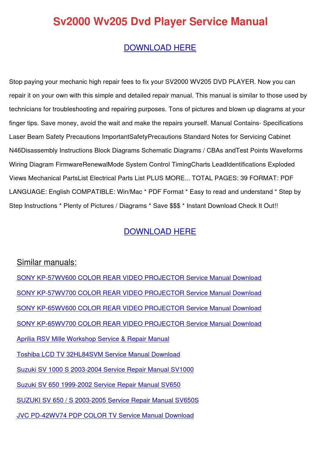 yamaha yz125 parts manual catalog download 1999